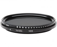 Светофильтр Variable ND 95 мм Massa (ND2-ND400)