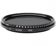 Светофильтр Variable ND 86 мм Massa (ND2-ND400)